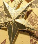 3d Christmas star decoration