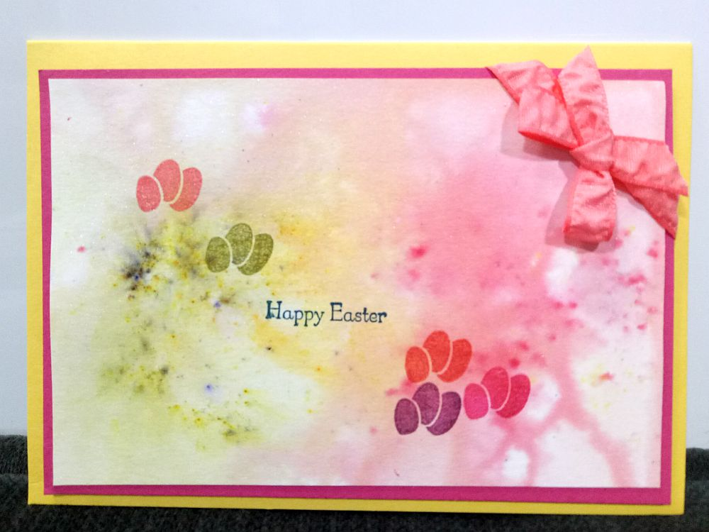 Easter Greeting Card 2018