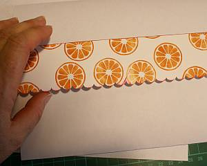 how to make a card envelope out of paper