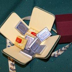 Explosion Box Gift Ideas