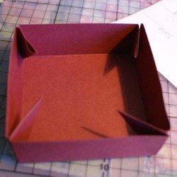 stationery box lid