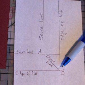 Notecard box measurements