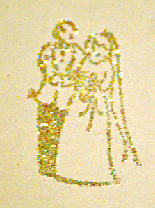 Glitter embossing tutorial