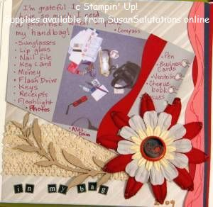 scrapbook journal, scrapbook ideas, gratitude