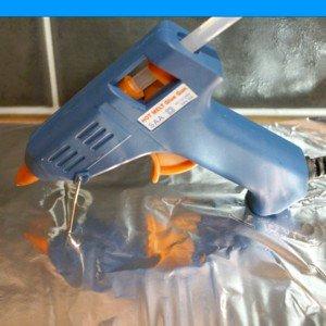 Hot glue gun safety tips