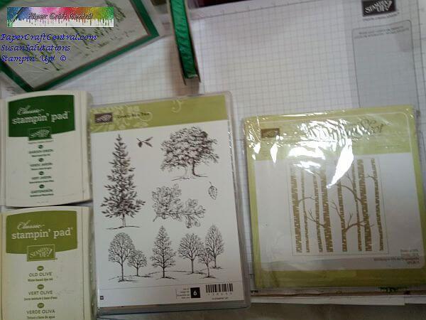 Stamping on embossing folder supplies