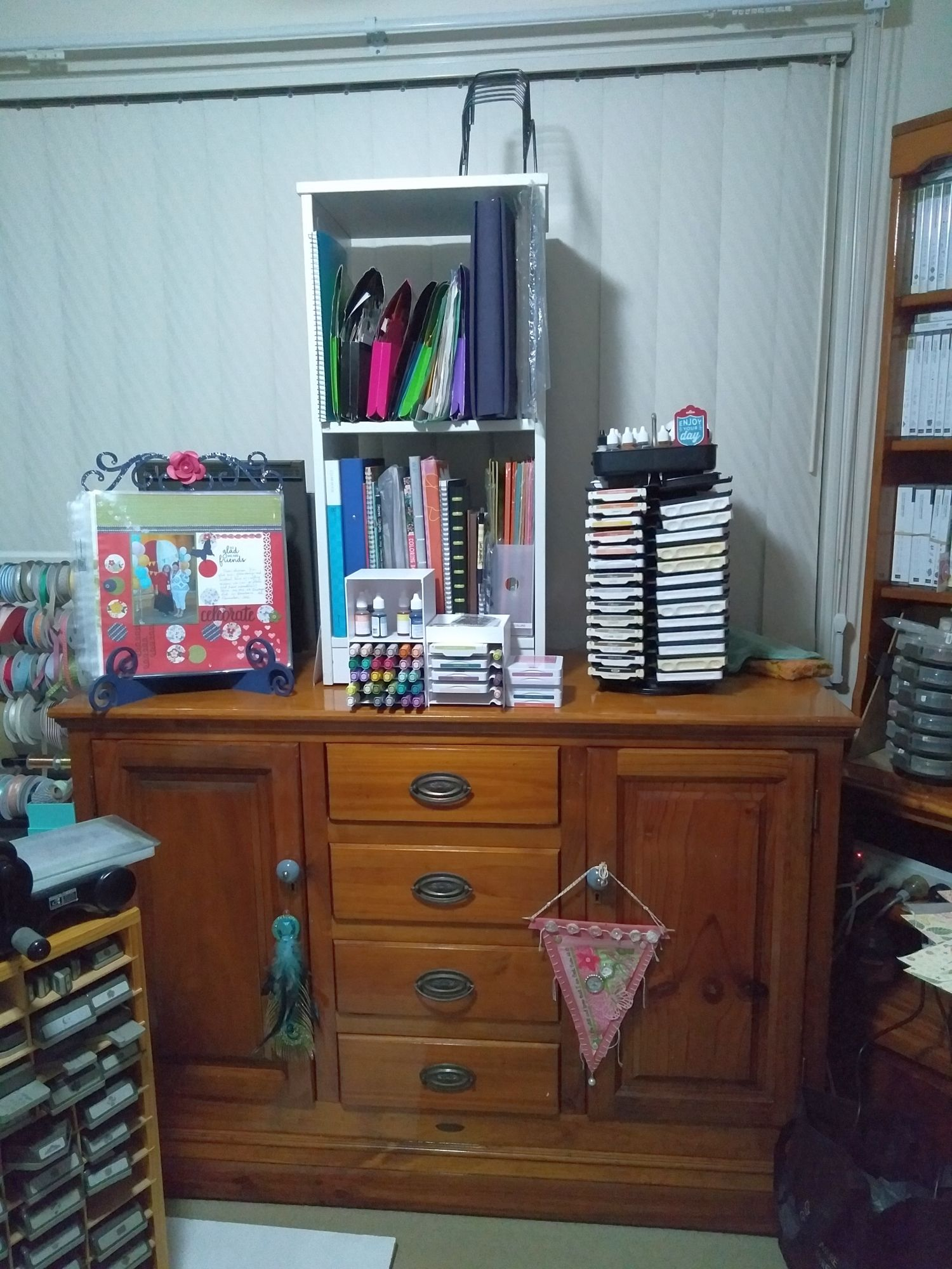 Craft Room Makeover Part 3