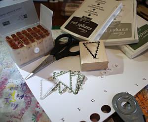 banner card, handmade greeting card, papercraft, accordion card, graduation card