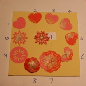 How to make paper flowers heart shaped paper flower step by step visual mightylinksfo
