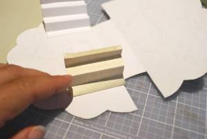 paper purse, handmade purse, how to make a purse