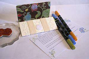 Paper wallet craft supplies