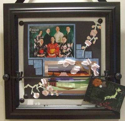 Japanese Themed Display