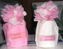 For weddings tissue paper flowers centerpieces mightylinksfo