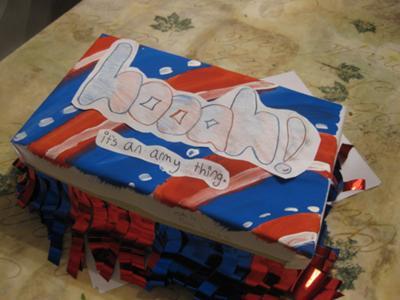 Veteran's Day Gift Box