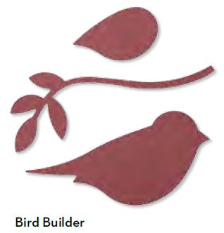 Bird Builder Punch Shapes